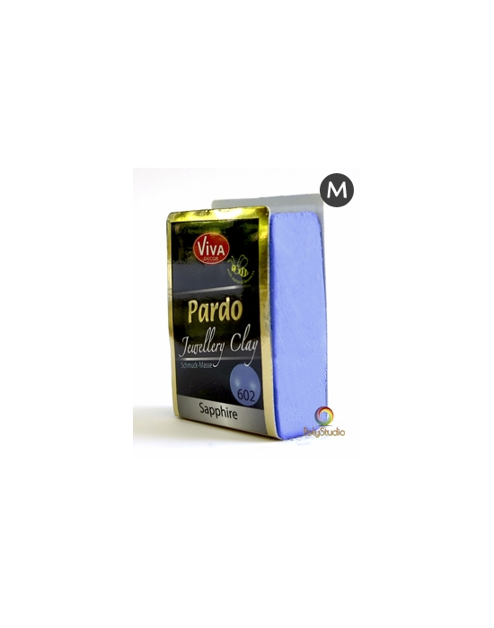 PARDO Jewelry-clay 56 g Saphir