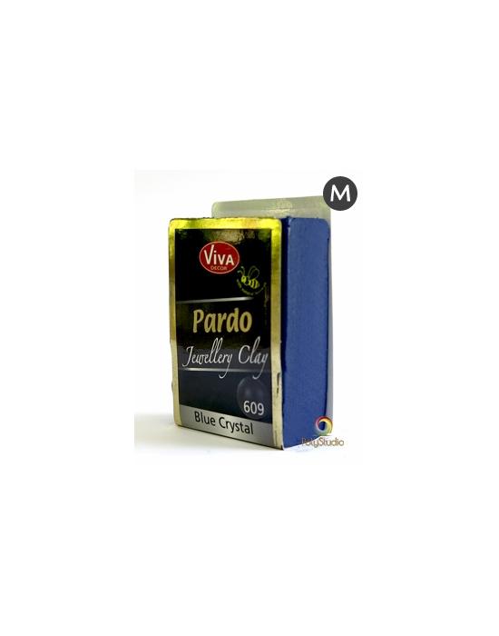 PARDO Jewelry-clay 56 g (2 oz) Blue cristal