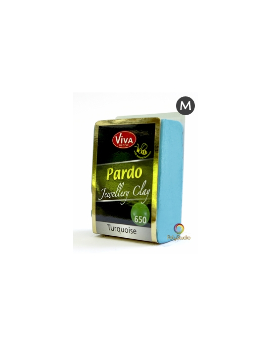 PARDO Jewelry-clay 56 g (2 oz) Turquoise