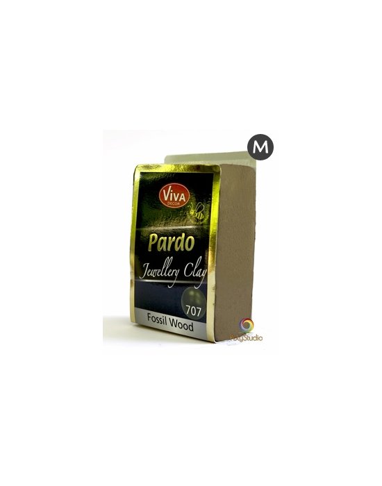 PARDO Jewelry-clay 56 g (2 oz) Fossilised wood