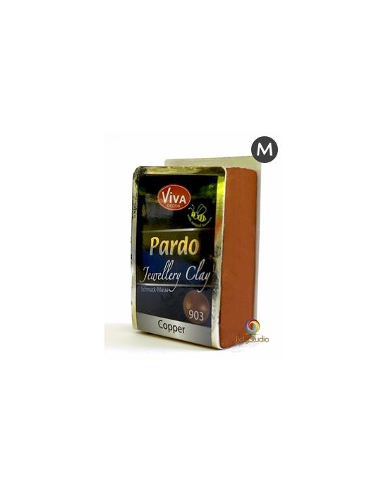 PARDO Jewelry-clay 56 g Métallique Cuivre