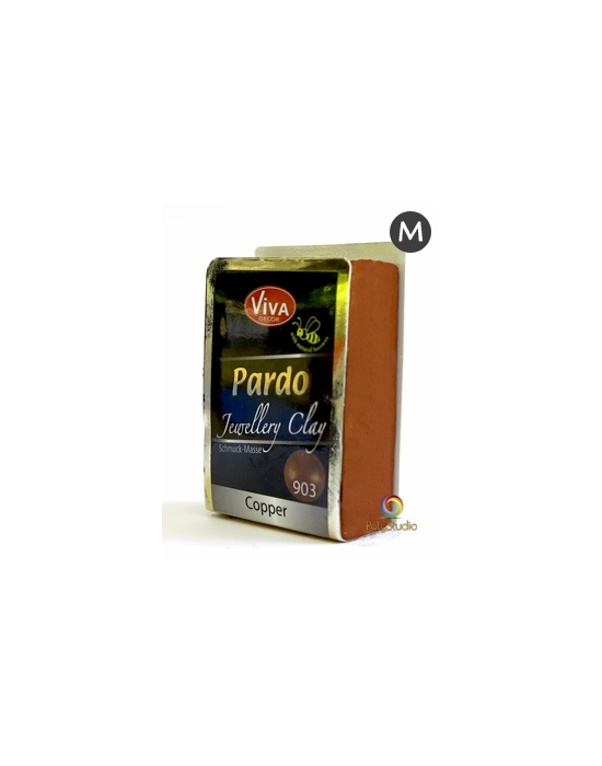 PARDO Jewelry-clay 56 g (2 oz) Metallic Copper