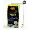 PARDO Jewelry-clay 56 g Métallique Platine