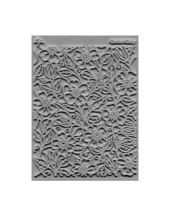 L. Pavelka Texture stamp Garden Glory