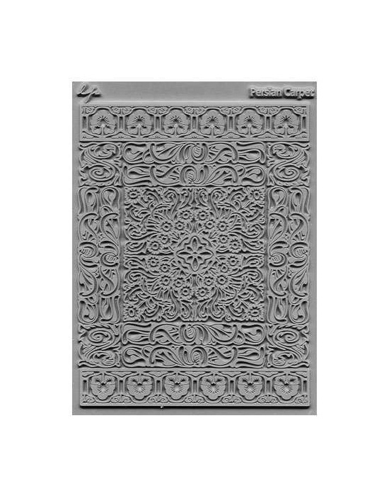 L. Pavelka Texture stamp Persian Carpet