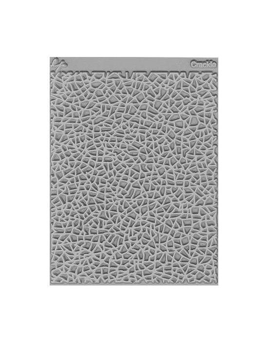 L. Pavelka Texture stamp Crakle