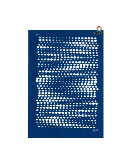 Moïko silk screen Drops