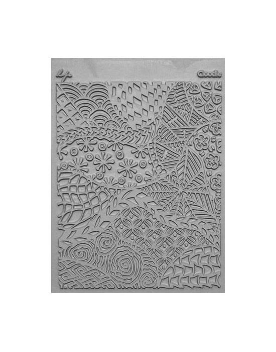 L. Pavelka Texture stamp Cloodle