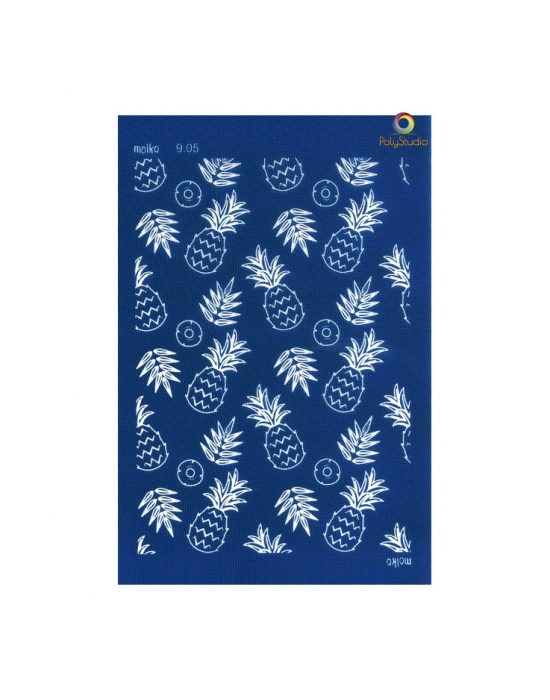 Moïko silk screen Pinapple