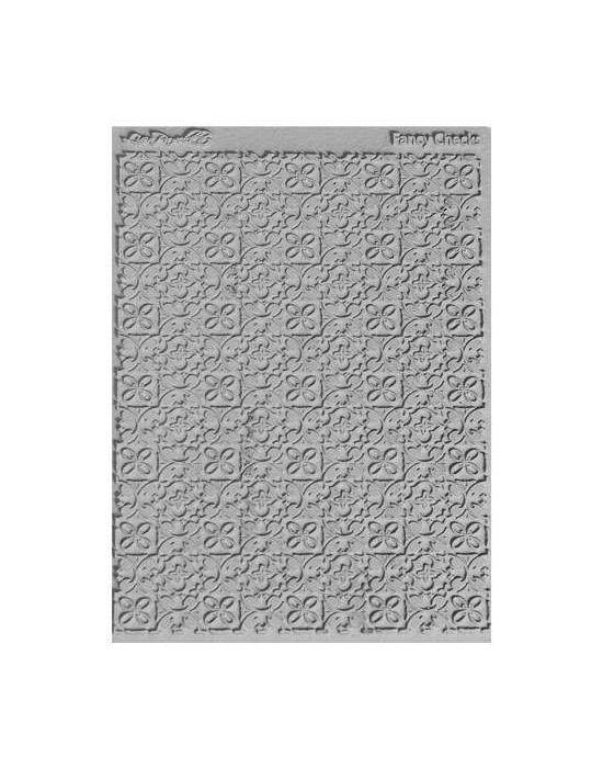L. Pavelka Texture stamp Fancy Checks