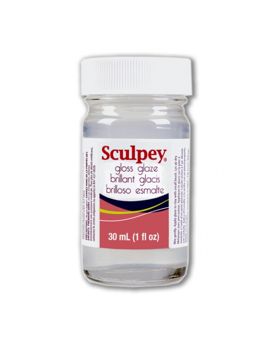 Sculpey Glossy varnish 1 fl oz (30 ml)