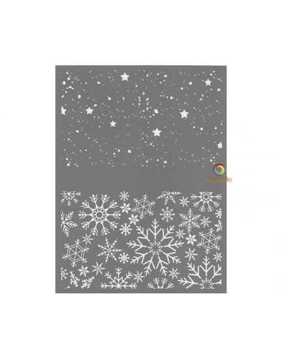 Graine Créative silk screen Christmas
