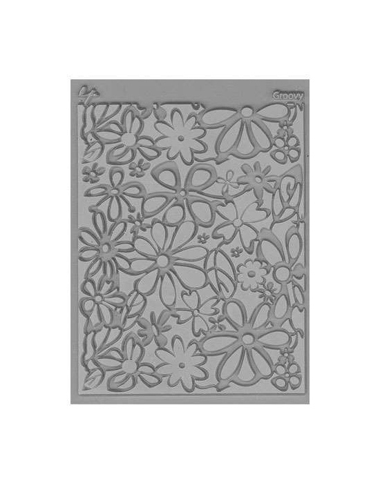 L. Pavelka Texture stamp Groovy
