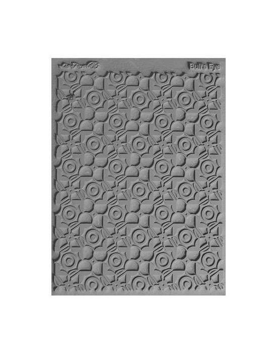 L. Pavelka Texture stamp Bull's Eye