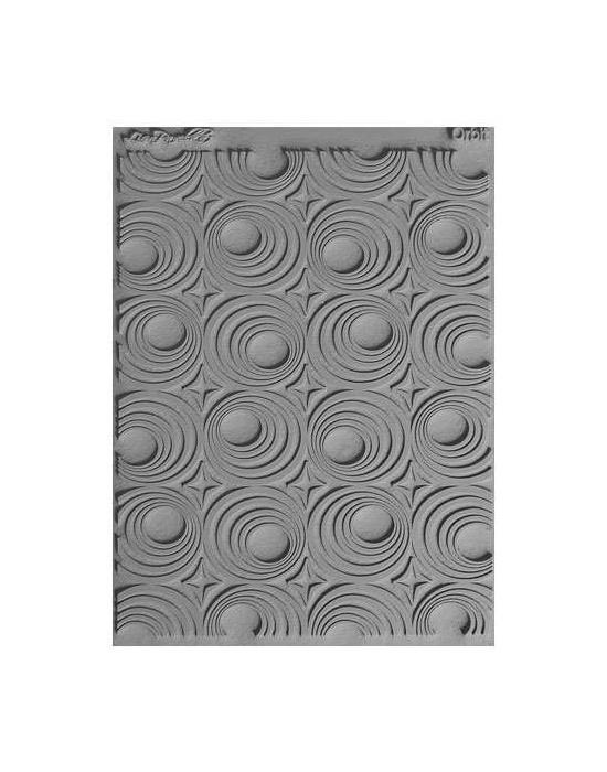L. Pavelka Texture stamp Orbit