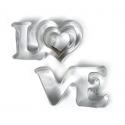 LOVE & hearts cutters