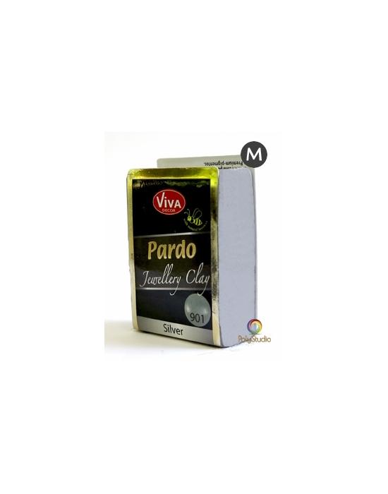 PARDO Jewelry-clay 56 g Métallique Argent