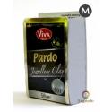 PARDO Jewelry-clay 56 g (2 oz) Metallic Silver