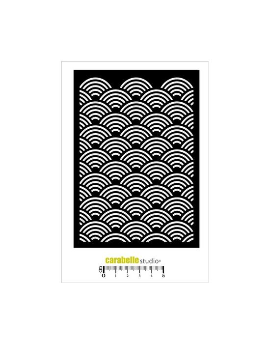 Geometrical Nr 1 Stencil Carabelle