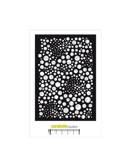 Bubbles Stencil Carabelle