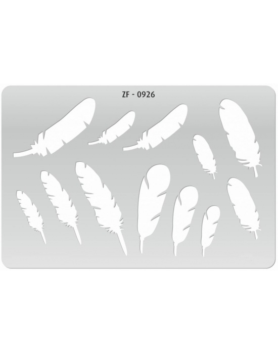 Template Feathers