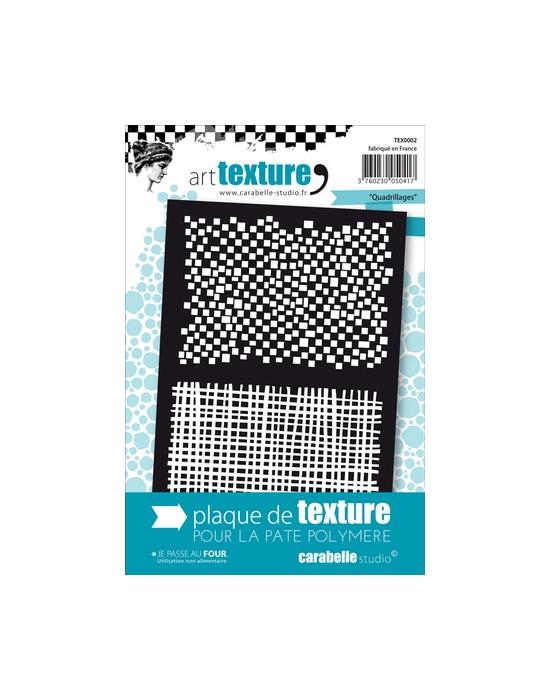 Texture Quadrillages Carabelle