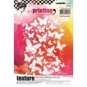 With butterflies Texture