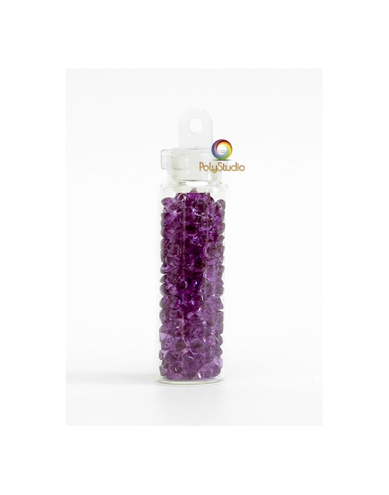Mini diamants cristal Prune