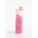 Mini diamants cristal Rose vif