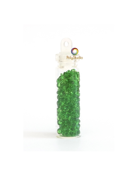 Mini diamonds Emerald