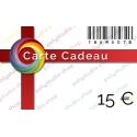 Gift Card PolyStudio 15 €