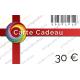 Carte Cadeau PolyStudio 30 €