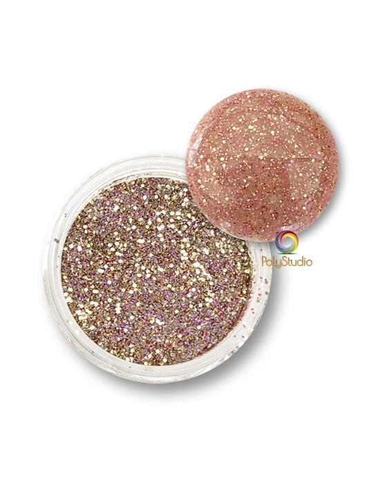 WOW embossing powder Vintage Candy Cane glitter