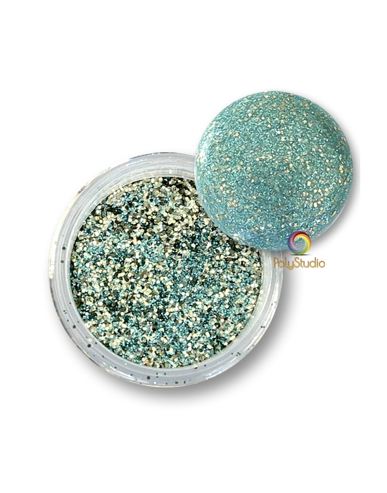 Paillettes WOW Jade