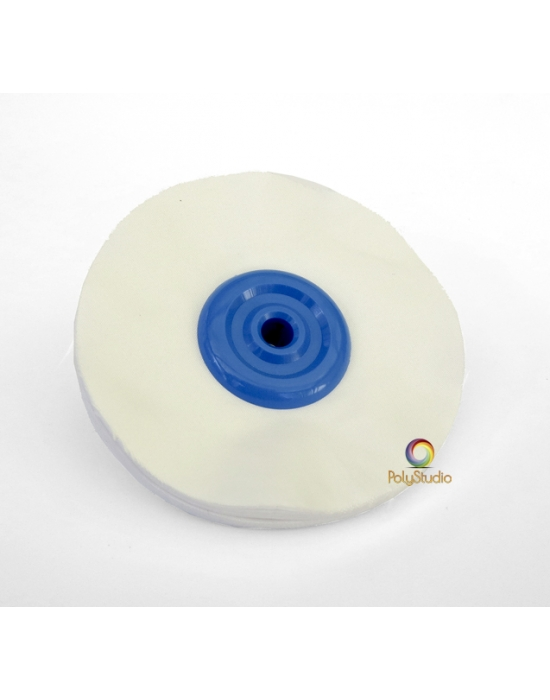 Microfiber buffing disc