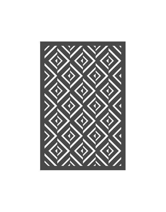 Lattice work Ethnic