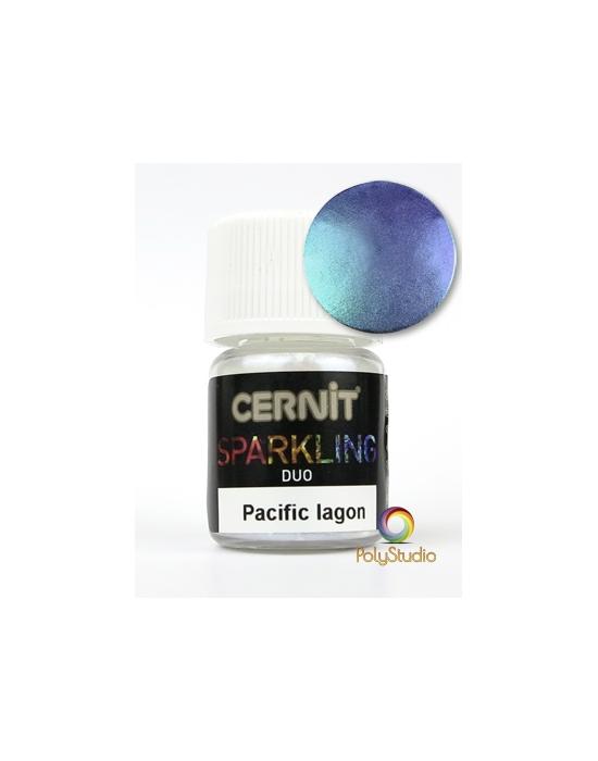 Poudre Sparkling Duo Pacific Lagon