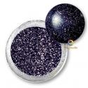 WOW embossing powder Black Twinkle glitter