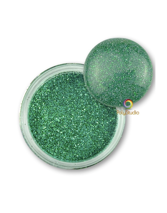WOW embossing powder Green Glitz glitter