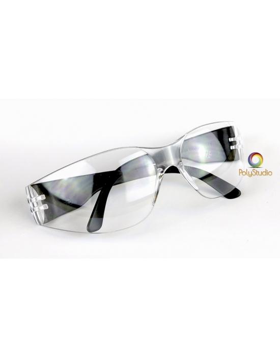 lunettes de protection incolores
