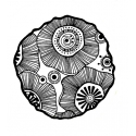 Mini tampon Reflet d'Ombreline