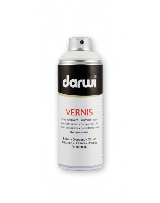 Darwi Glossy Varnish Spray 400 ml
