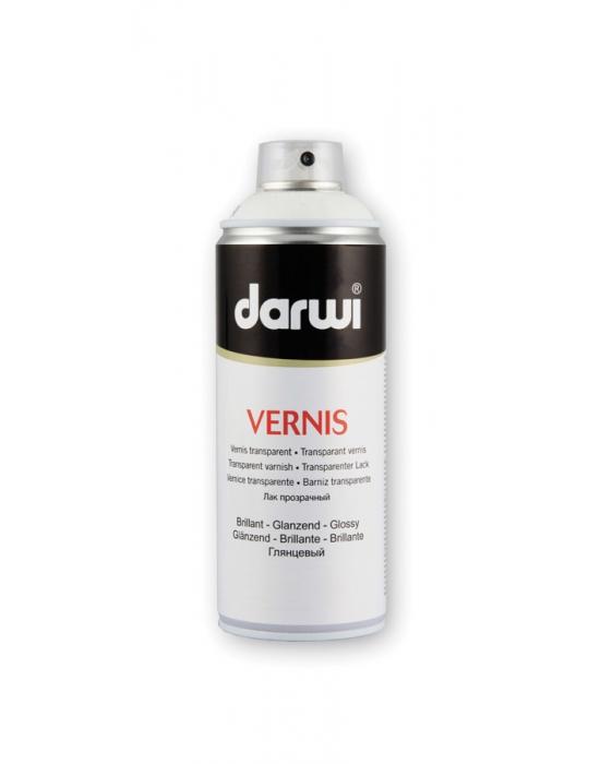 Bombe Vernis Mat Darwi 400 ml