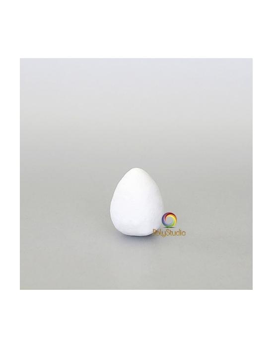 """Cotton Egg 1"""" 3/16"""