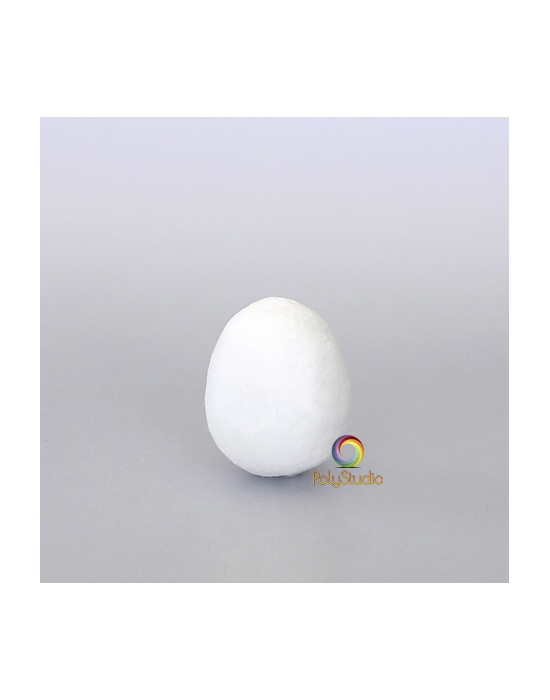 """Cotton Egg 1"""" 1/2"""