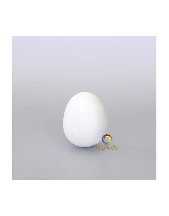 10 œufs de ouate 3,8 cm