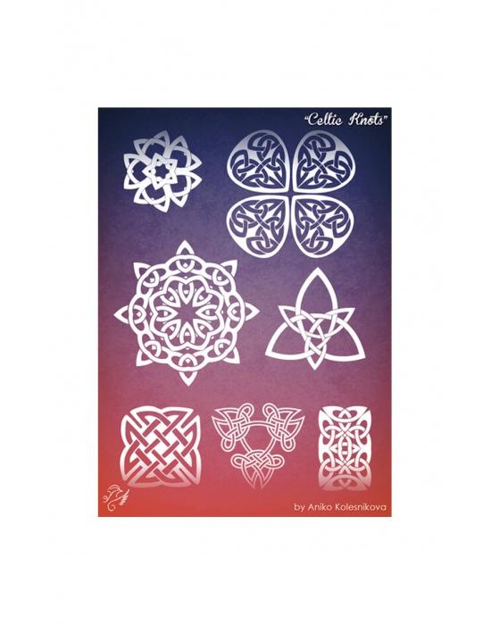 Texture Celtic Knots