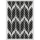 Floral pattern Stencil Carabelle
