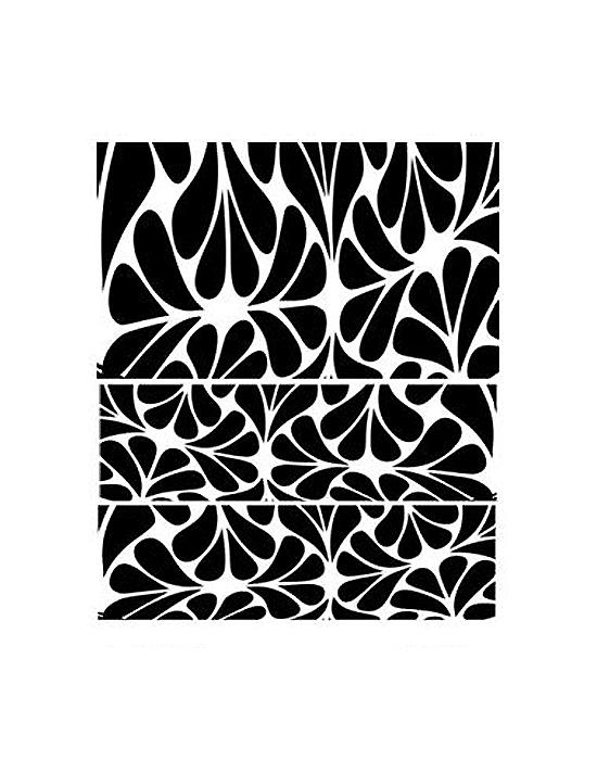 Pixie Art silk screen Nouveau
