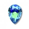 5 Blue drop mini jewels